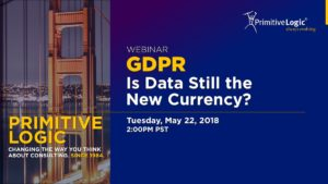 GDPR: Is Data Still the New Currency?
