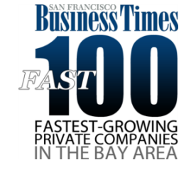 SF Business Times Fast 100 List