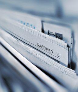 classified-newspaper