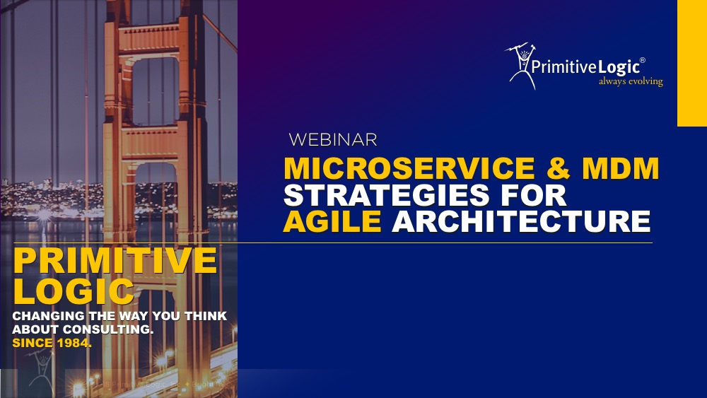 Microservice & MDM Strategies for Agile Architecture