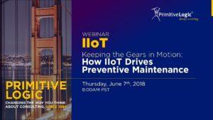 IIoT Predictive Maintenance Webinar 2018