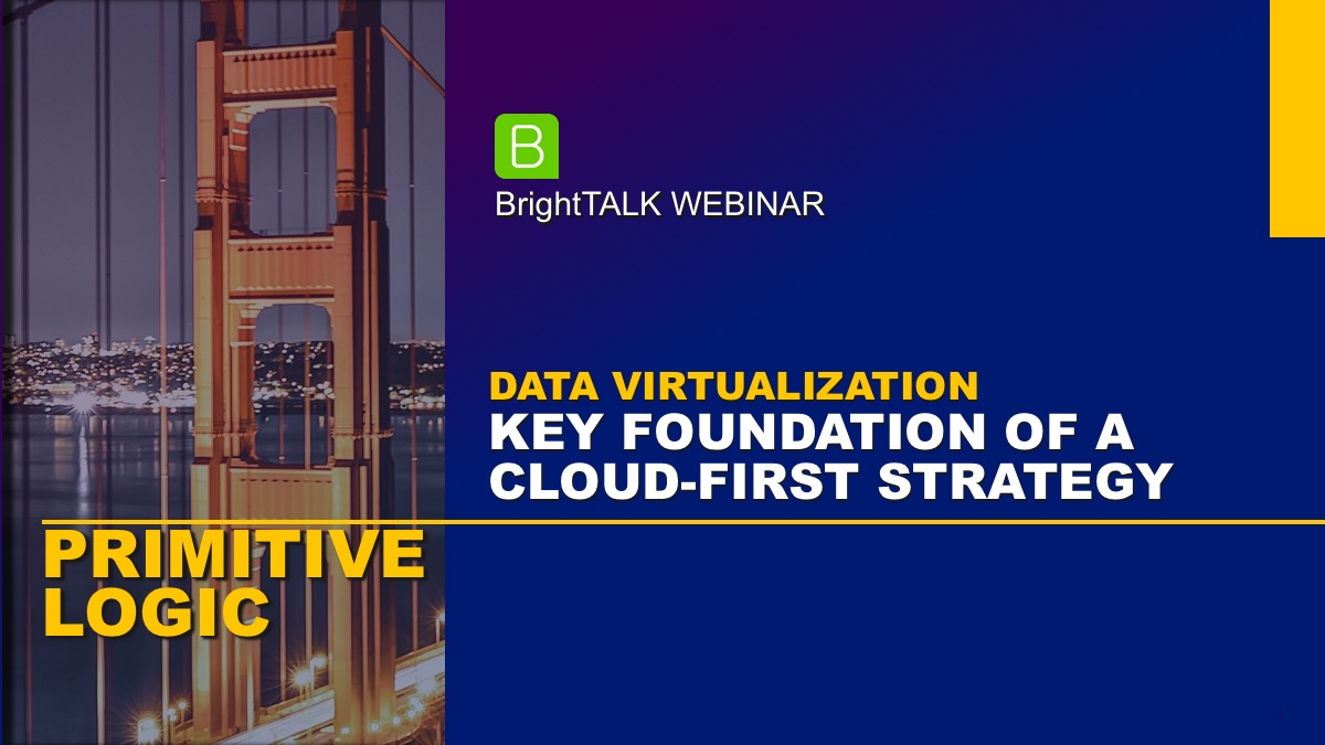 Migrating to the Cloud With Data Virtualization - Webinar Replay